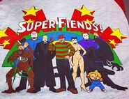 Super Fiends slasher monsters
