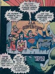 JLA Telethon (Issue 5)