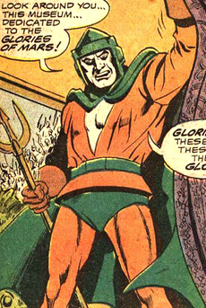 Blanx (Justice League of America 71)