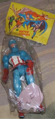 Captain America (Super Powers figure)