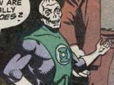 Green Lantern (Justice League of Another Planet)