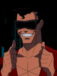 Plastic Man Uncredited (Young Justice)