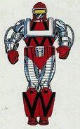 Rocket Red Armor