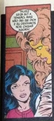 Donna Troy and Starfire (Super Powers 33)