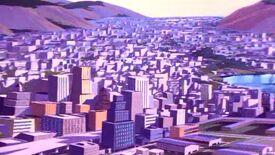 Skyline of Metropolis