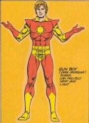 Sun Boy 01 Legion of Super-Heroes Vol 3 17 (1985)