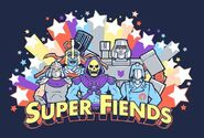 Super Fiends villains