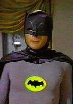 Adam West as Batman