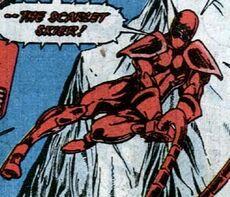 Scarlet Skier