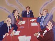 Fenwick Corp. Board of Directors (01x05 - Dr. Pelagian's War)