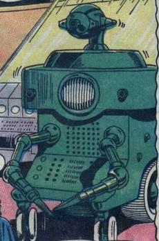 Computer Tyrants (Superman 167)