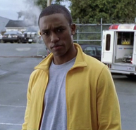 Cyborg Lee Thompson Young (Smallville, 515 - Cyborg)