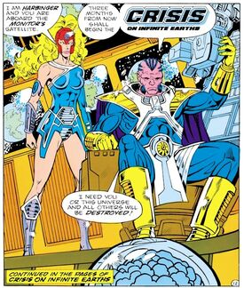 Psimon, Monitor (Tales of the Teen Titans 58)