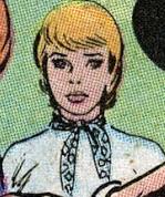Sharon Tracy (Teen Titans 28)