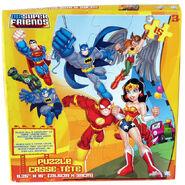 Super Friends puzzle 1