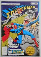 Superman Greek Comics 6