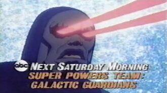 """ABC """"Super Powers Team"""" promo (1985)"""