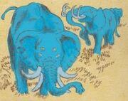 Exxorian elephant