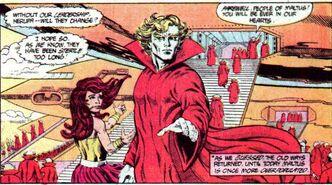 Proto-Oans (Secret Origins 23 February 1988)