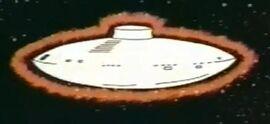 Brainiac' Ship 2