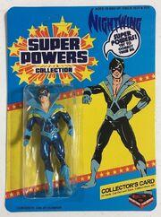 Nightwing (Super Powers figure)