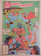Superman Greek Comics 92