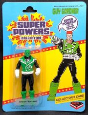 Guy Gardner (Super Powers figure) -- green variant