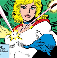 Power Girl (Showcase 97)