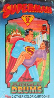 Superman Volume 2 Featuring Jungle Drums