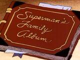 Superman's Family Album