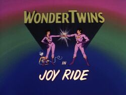 Joy Ride Title Card (02x1b - Joy Ride)
