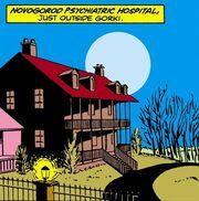 Novogorod Psychiatric Hospital