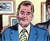 Perry White, Krypton Chronicles, 1 (September 1981)