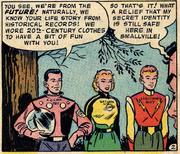 Meeting Superboy (Adventure Comics 247)