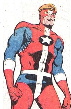 Commander Steel (Hank Heywood III)