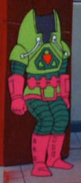 Luthors Power Suit