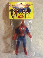 Spider-Man (Super Amigos figure)