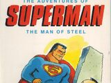 The Adventures of Superman - The Man of Steel (Funtoon Classics)