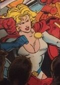Power Girl Come On Down