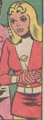 Saturn Girl (Secrets of the Legion of Super-Heroes 1)