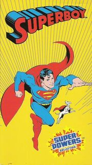 Superboy Super Powers Video