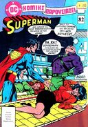 Superman Greek Comics 83