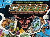 Crisis on Infinite Earths, 3