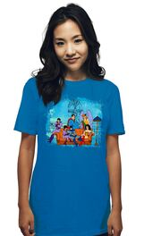 Super Friends T-Shirt (Cod Designs)