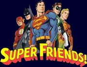 Super Friends fan art