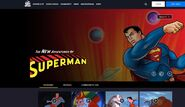 The New Adventures of Superman DC Universe