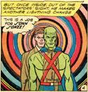 Transforming (Detective Comics 287)