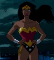 (2009) WW Keri Russell (Wonder Woman)
