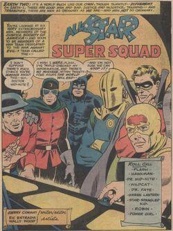All Super Squad 2 (All Star Comics 58)