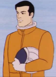 Unnamed Test-Pilot (01x03 - Professor Goodfellow's G.E.E.C.)